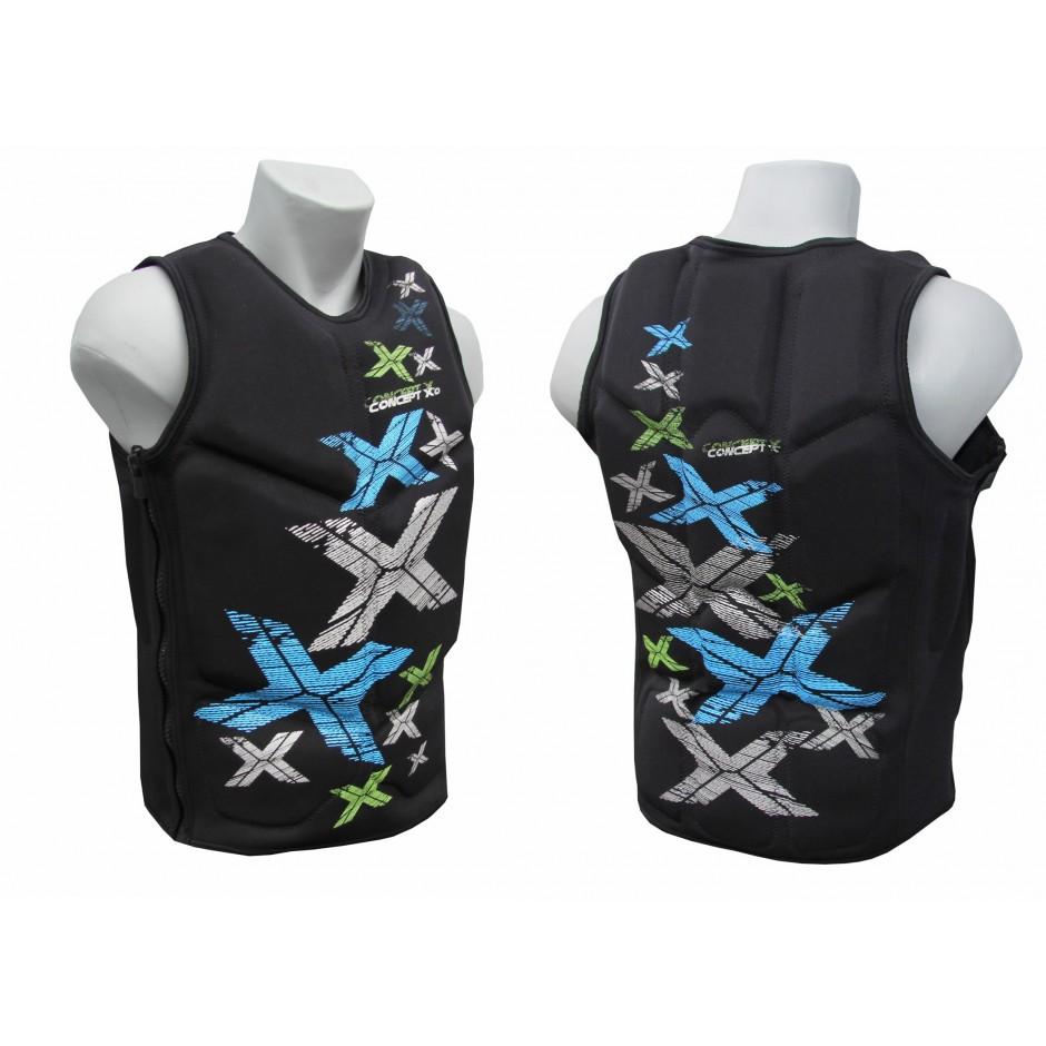Concept X Combat Impact Vest