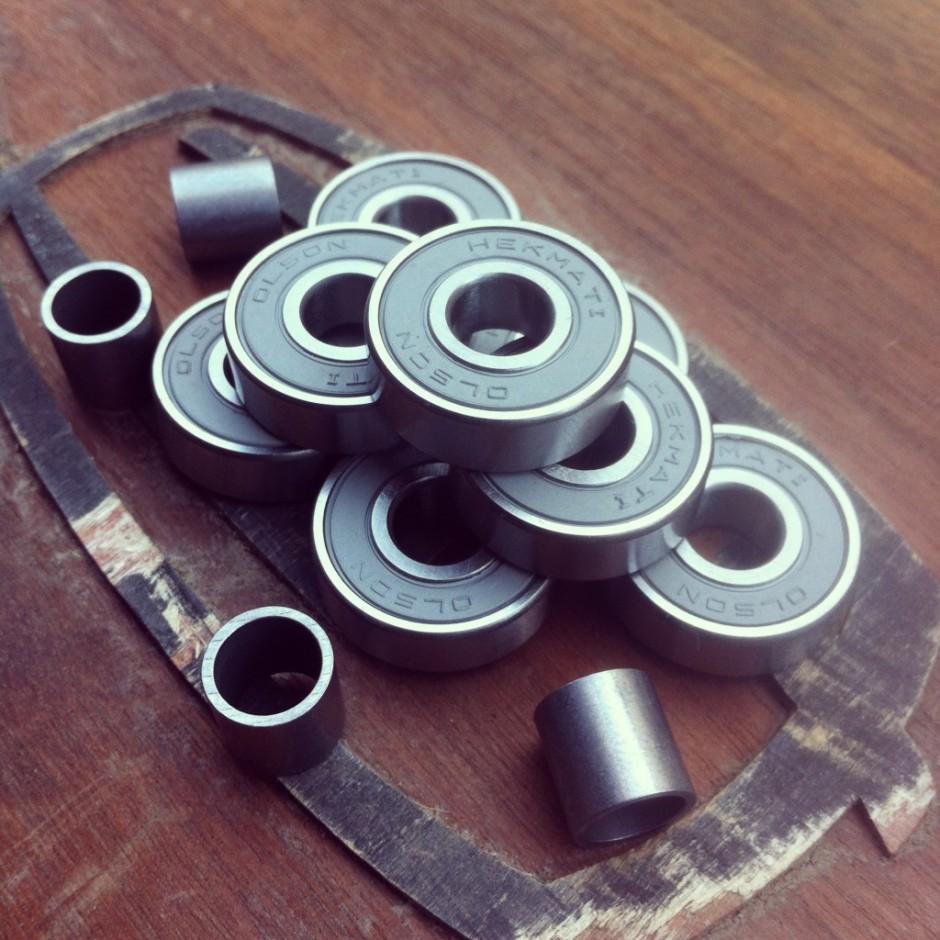 Olson & Hekmati Standard Bearings
