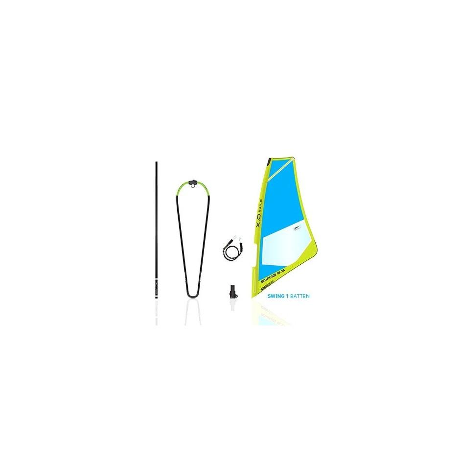 XO Sails Swing 5,5 dacron 1 spile